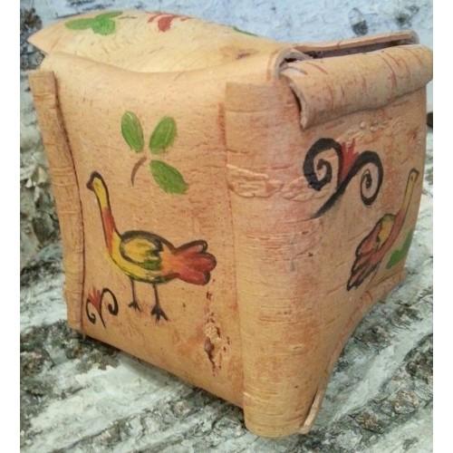 """Коробка для денег """"Гуси-лебеди"""""""