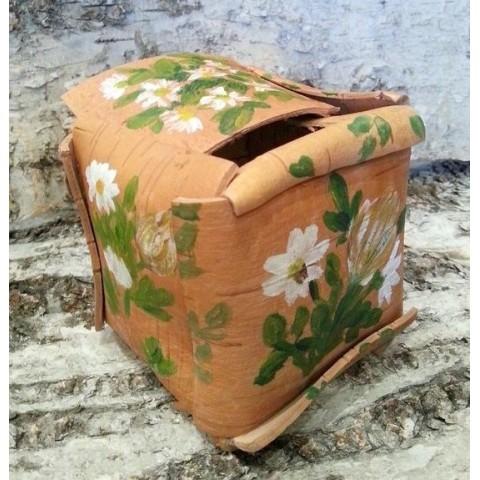 "Коробка для денег ""Цветок"""