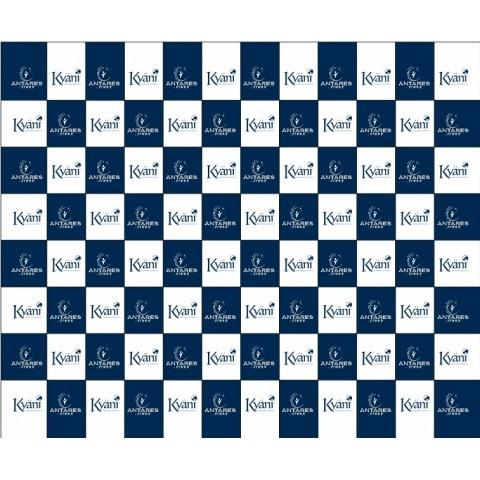 "Баннер пресс-волл на мероприятия (макет ""Брендинг-шахматка"", ""ПОД КЛЮЧ"")"