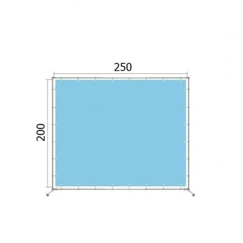 Джокерная конструкция каркас для баннера пресс-волла 200*250 см (2*2,5 м)