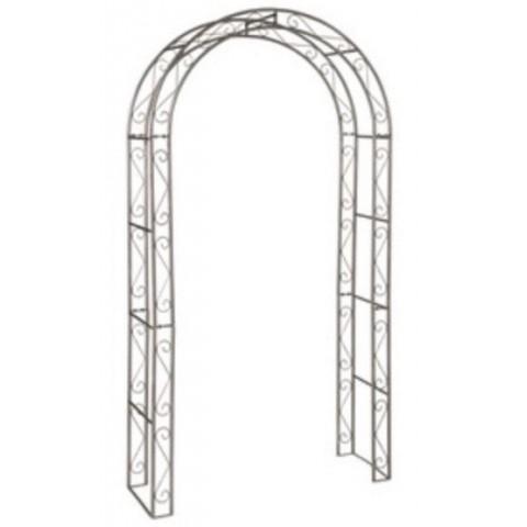 Аренда каркаса металлической арки 230 см