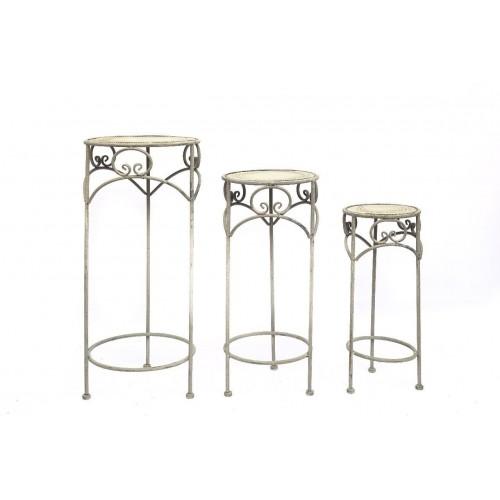 Аренда декоративных стоек-столиков