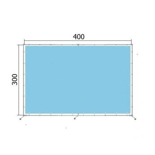 Джокерная конструкция каркас для баннера 300*400 см (3*4 м)