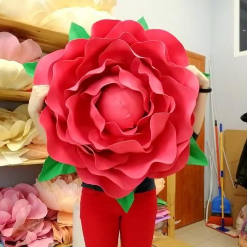 "Цветок  из фоамирана ""Диана"""