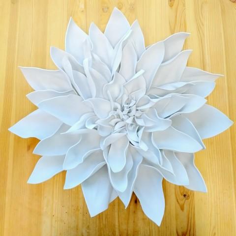 """Цветок  из фоамирана """"Хризантема"""" (цвет любой по договоренности)"""