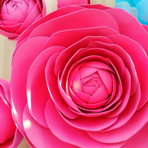"""Цветок  из фоамирана """"Ранункулюс"""" (любой цвет по договоренности)"""