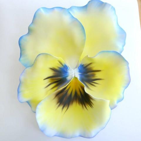 """Цветок  из фоамирана """"Виола"""" (цвет любой по договоренности)"""