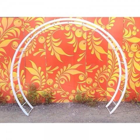 Аренда круглой арки из дерева